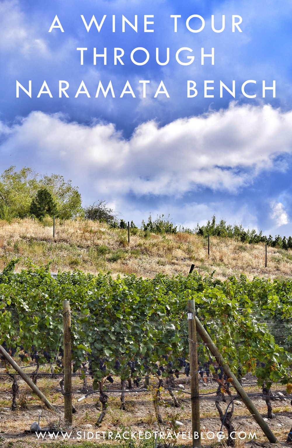 A Wine Tour Through Naramata Bench