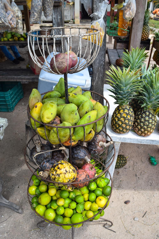 Pedro Santos Fruit Stand