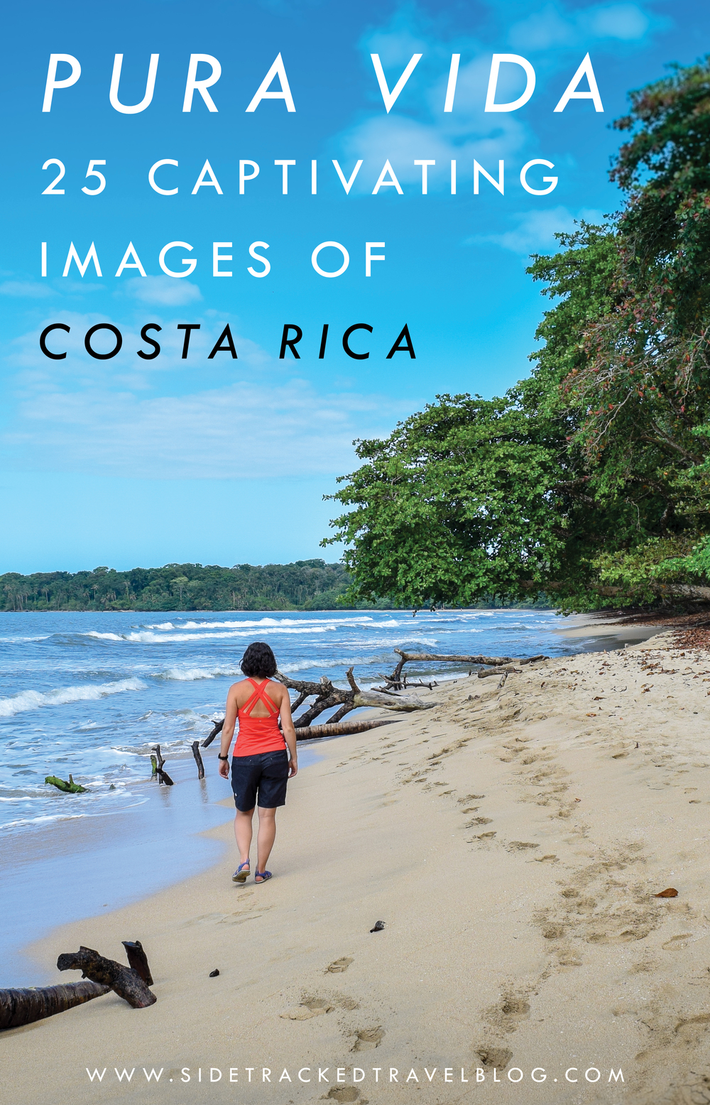 Costa Rica is a small country full of dense rainforest, down-to-earth locals, beach bums and surfer dudes, tons of sloths, and some of the prettiest postcard-worthy beaches in Central America. Here are 25 captivating images of Costa Rica.