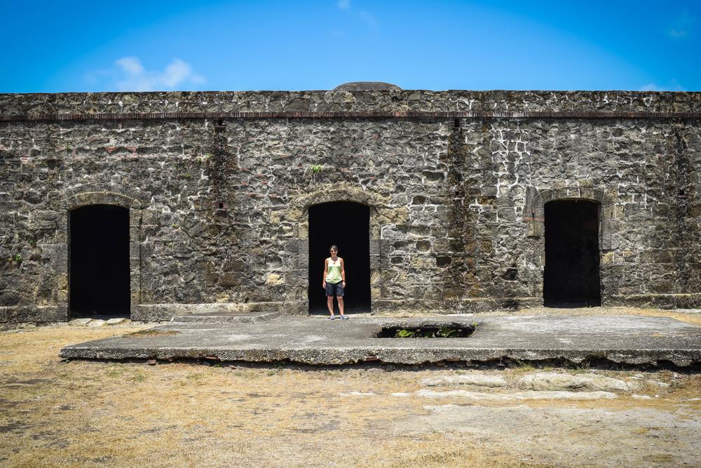 Fort San Lorenzo, Panama