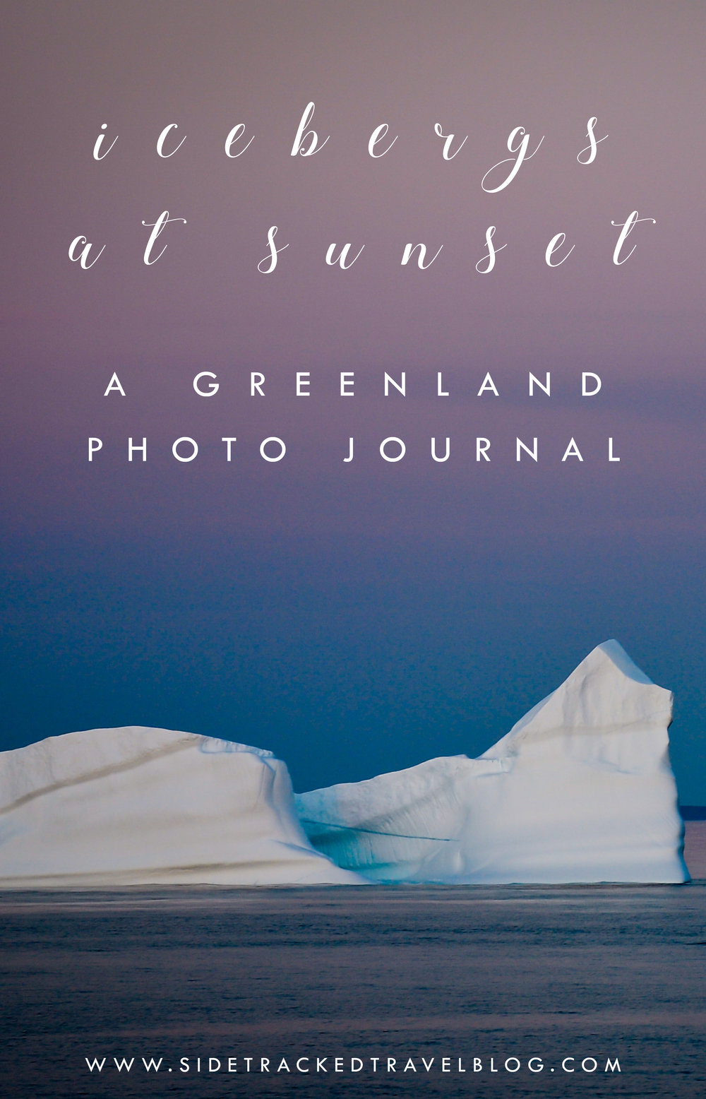 Each minute spent in Greenland felt magical, and I have yet to find another place that has intrigued me more, but watching the sun set over this remote landscape, and the vivid display of light that went along with it, was a clear highlight.