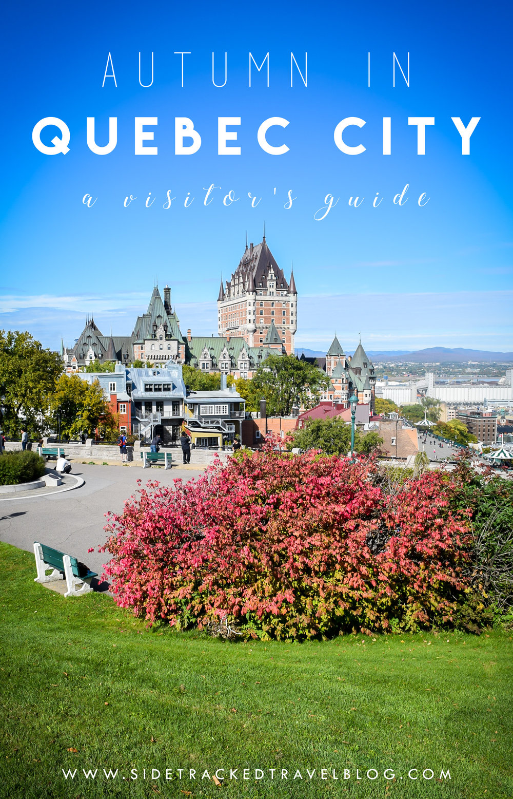 Charming architecture, fascinating history, a vibrant café and restaurant scene, and an atmosphere reminiscent of Europe - Québec City stands out as one of Canada's most charismatic cities, especially during autumn. Be sure to read this article highlighting things you should see, delicious places to eat, and other useful things to know before you go.