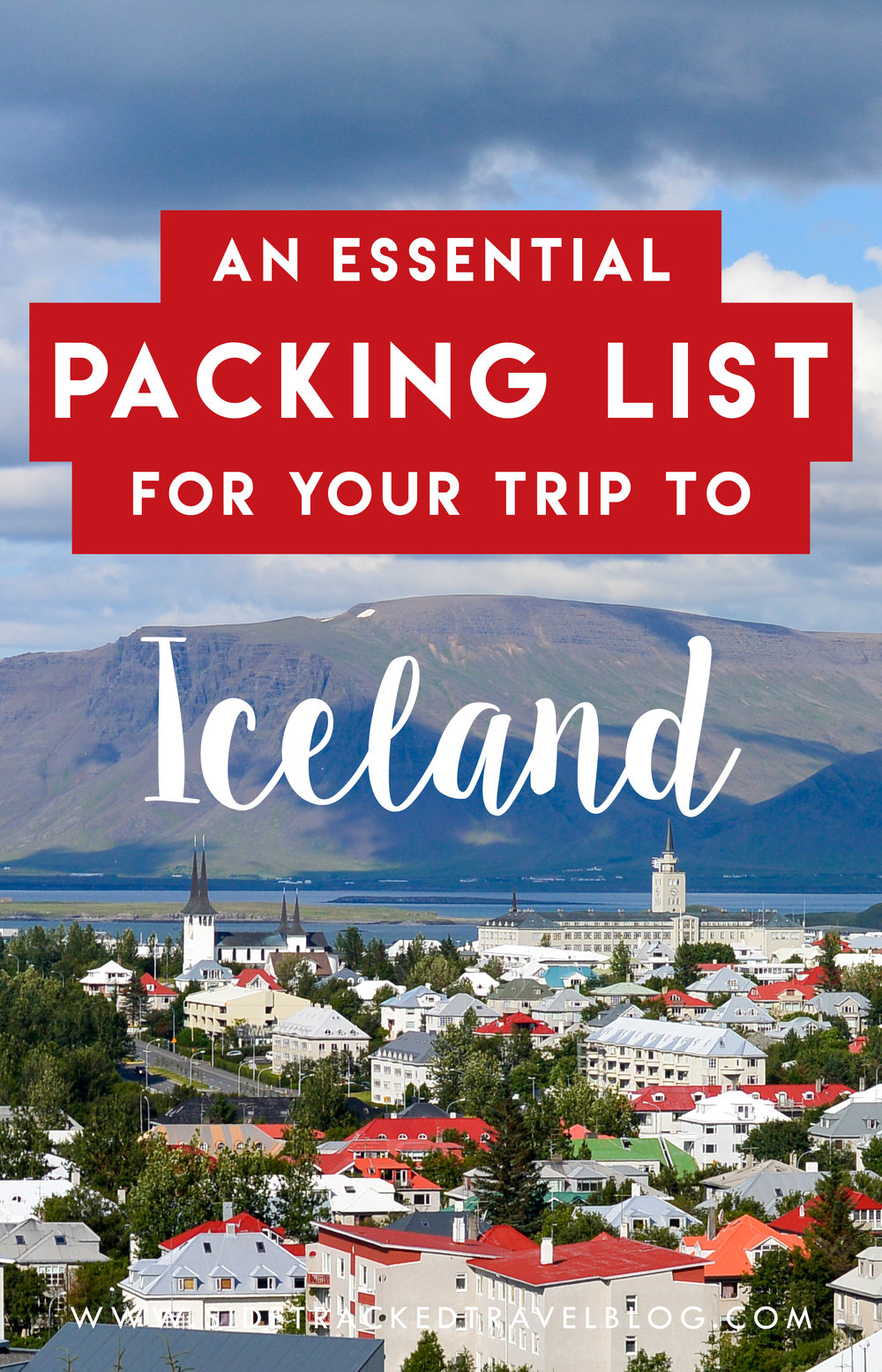 Are you packing for a trip to Iceland? Here's a helpful list of essential items to bring!