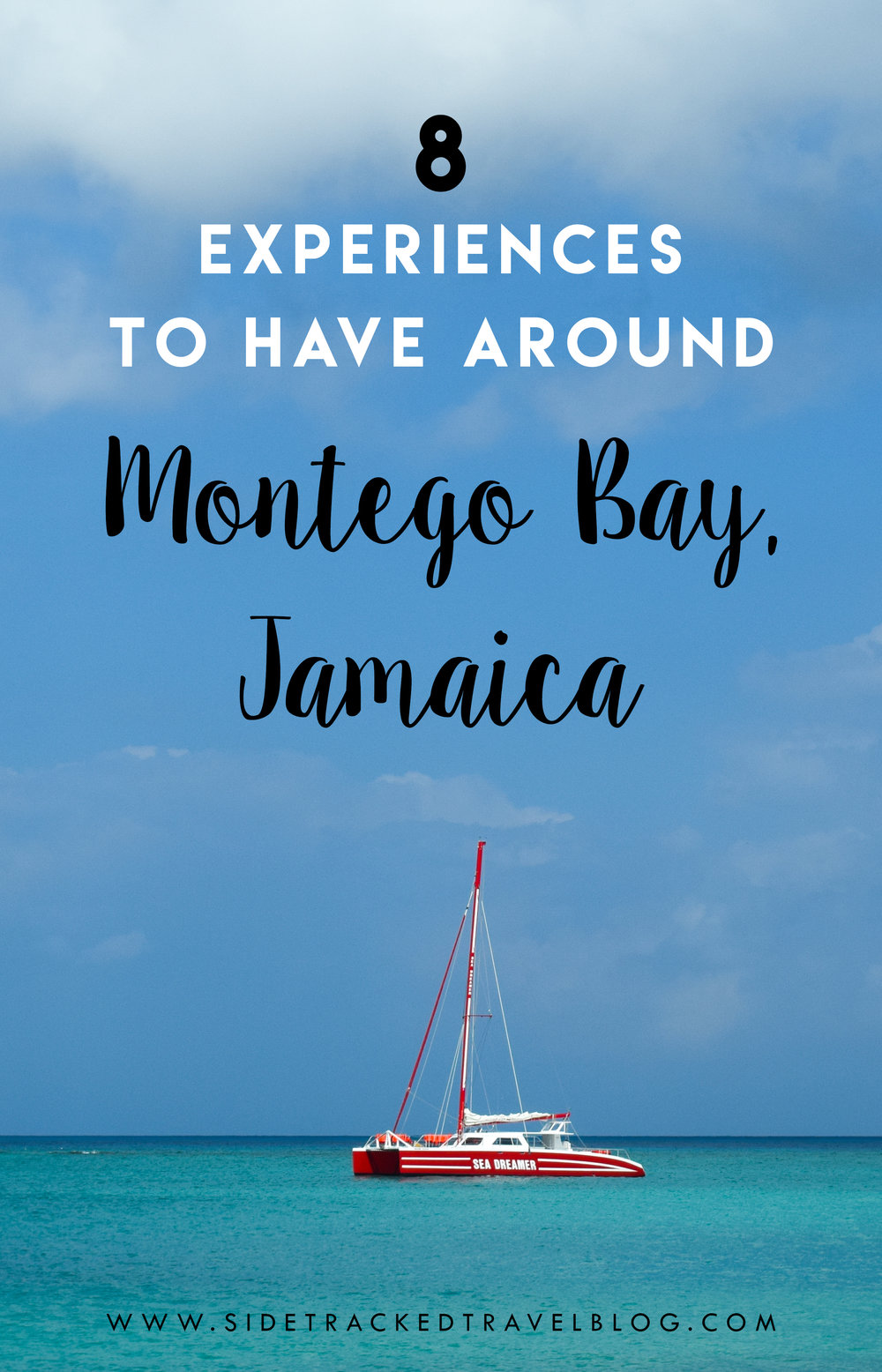 Whether it's the refreshing taste of an ice-cold Red Stripe, a bamboo raft cruise down the Martha Brae River,or that first bite of flavorful jerk chicken, Montego Bay offers memorable travel experiences unlike anywhere else in the Caribbean.