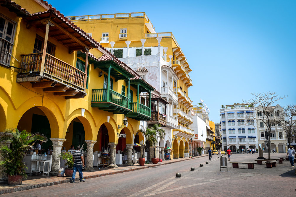 Cartagena's Old Town: 7 Sites You Shouldn't Miss
