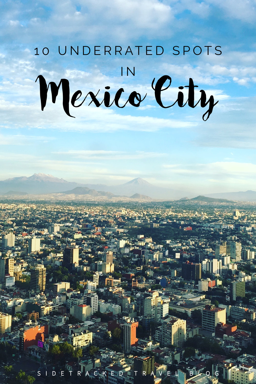 If you're in the midst of planning out your trip to Mexico City and feeling a bit overwhelmed by the world's tenth largest city, I've put together this list of 10 underrated spots well worth visiting.