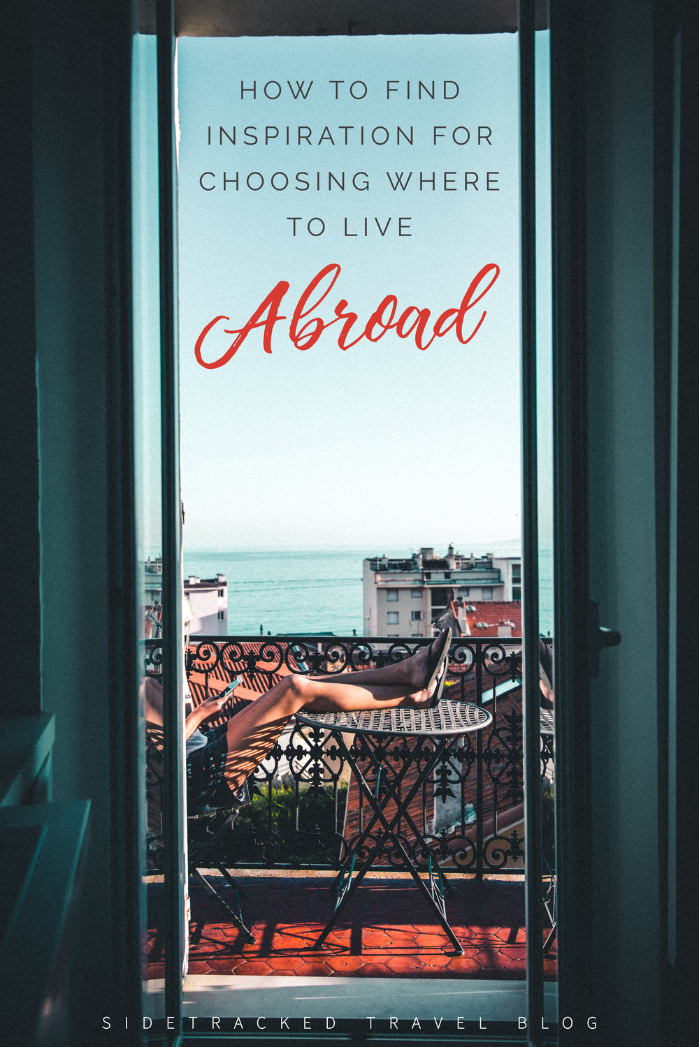 With so many incredible places that you could move to, how do you begin with figuring out where to live abroad? Here are some essential resources that will help you find inspiration.