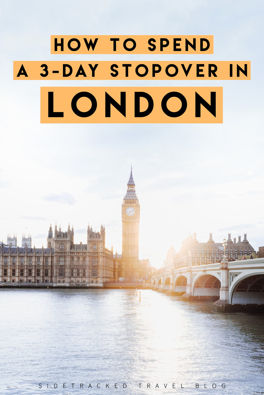 Despite being a vast and bustling city, it's entirely possible to see a good majority of London's main attractions in a tiny space of time. So if you've only got a few days, this 3-day guide aims to ensure that you'll make the absolute most out of your visit!