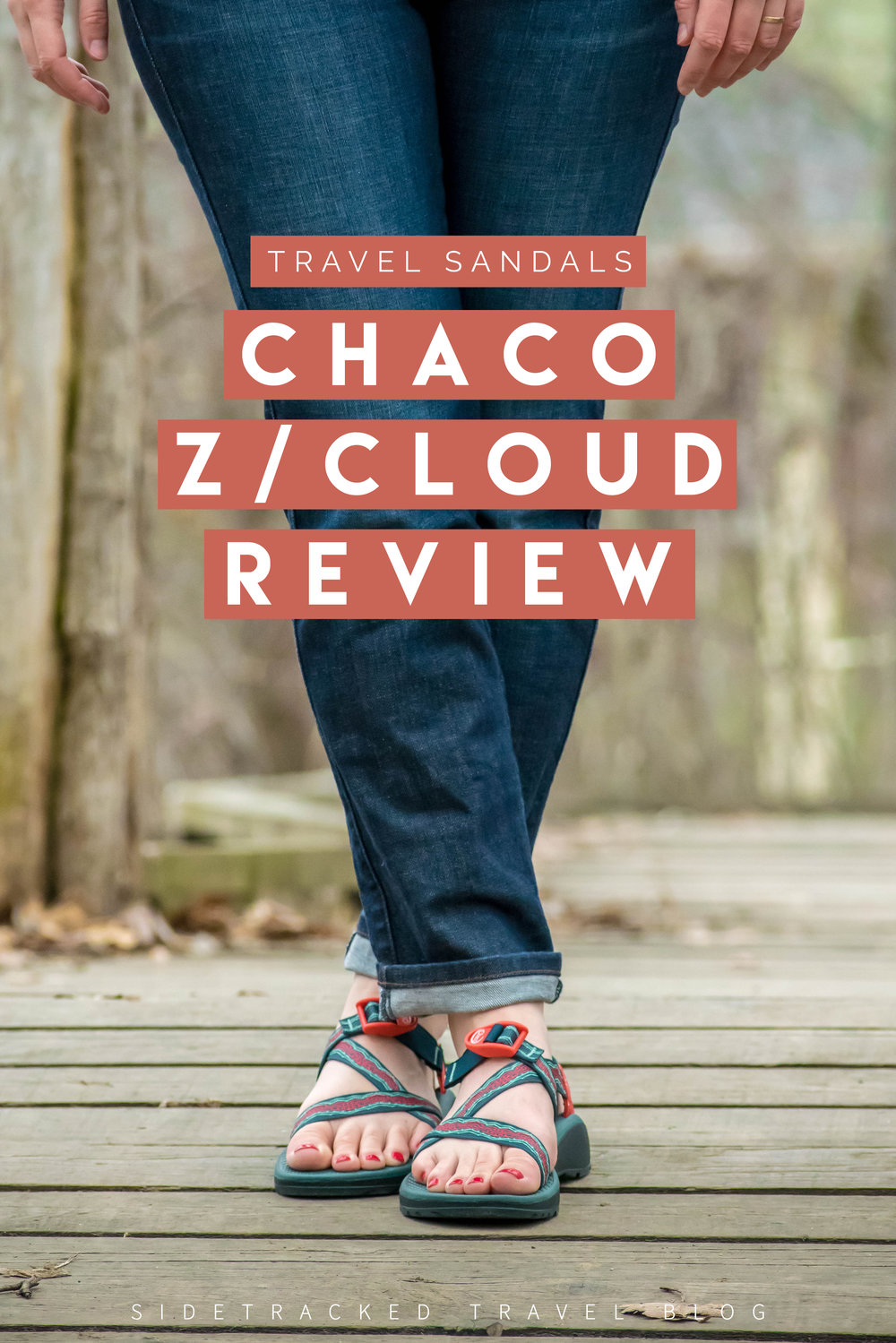 I am currently the proud owner of a pair of the best-selling Z/Cloud sandals by Chaco. They sent me this pair to review for you, and after putting them to the test for a few weeks, I'm eager to share more.