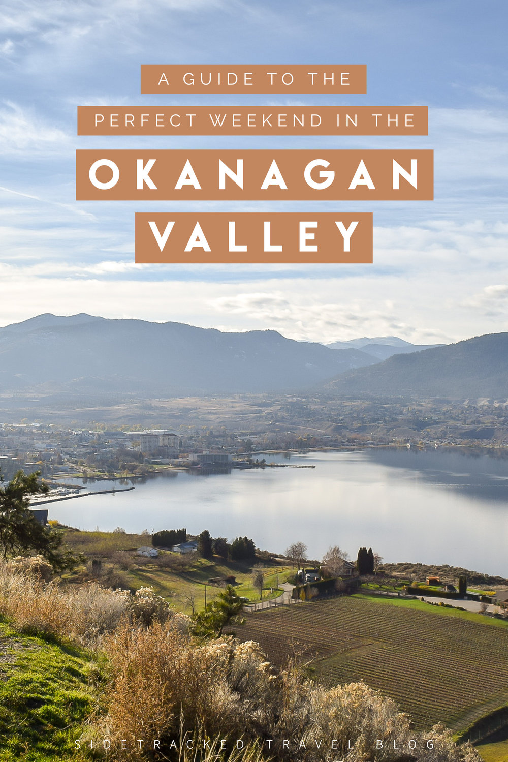 Often overlooked by travelers heading either to the coast or the Rocky Mountains, the Okanagan Valley is one of British Columbia's hidden gems. In this guide created in partnership with @Expedia.ca you'll find useful info on what to do, where to eat, and more so you can start planning your next weekend getaway to the Okanagan!