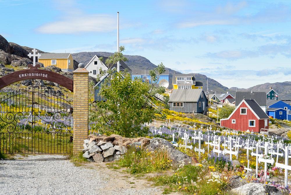 Qaqortoq cemetery