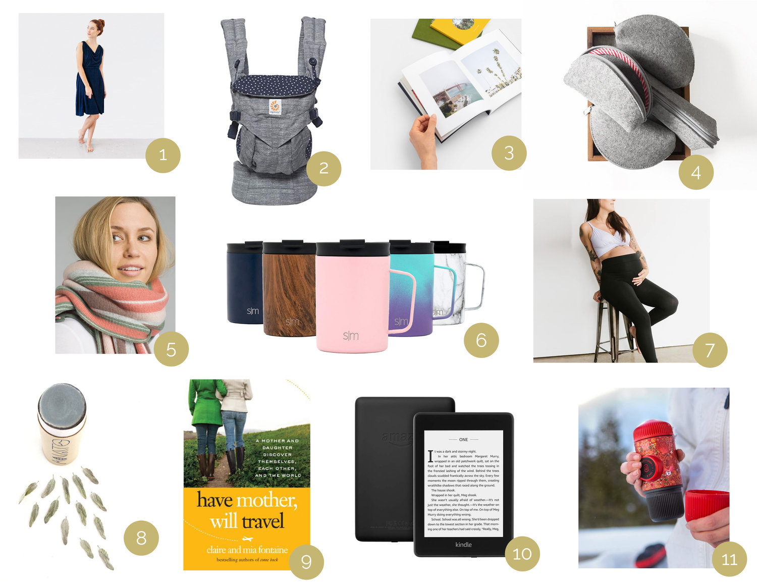 11 Gift Ideas For Moms Who Love To Travel Sidetracked Travel Blog