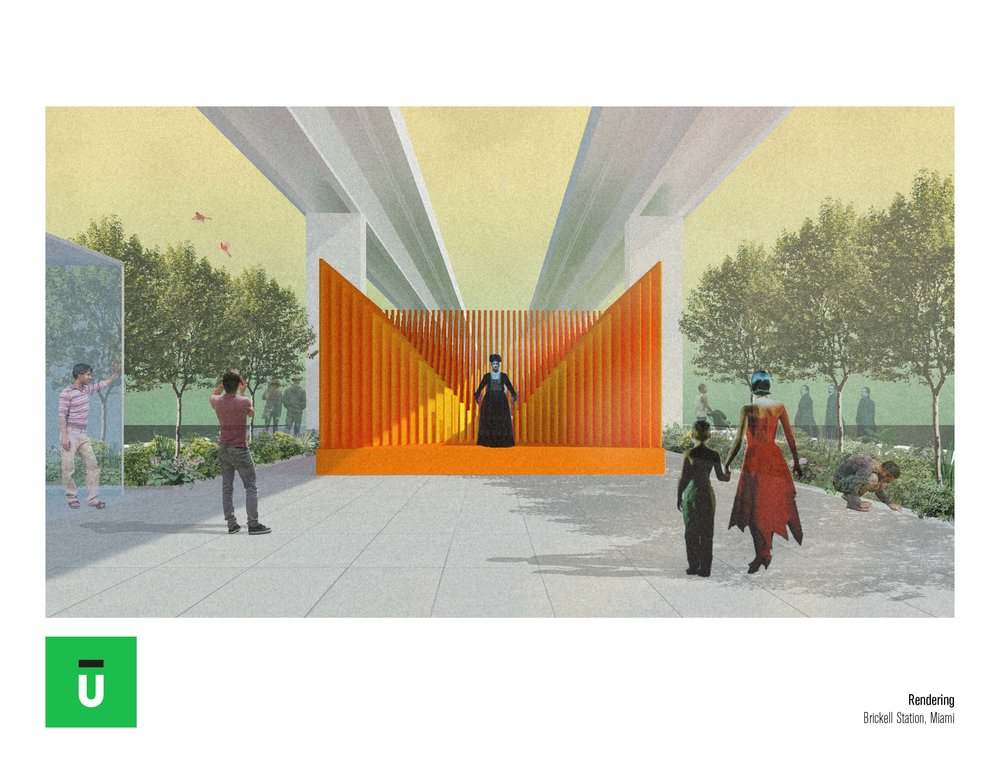 Conceptual Perspective Drawing