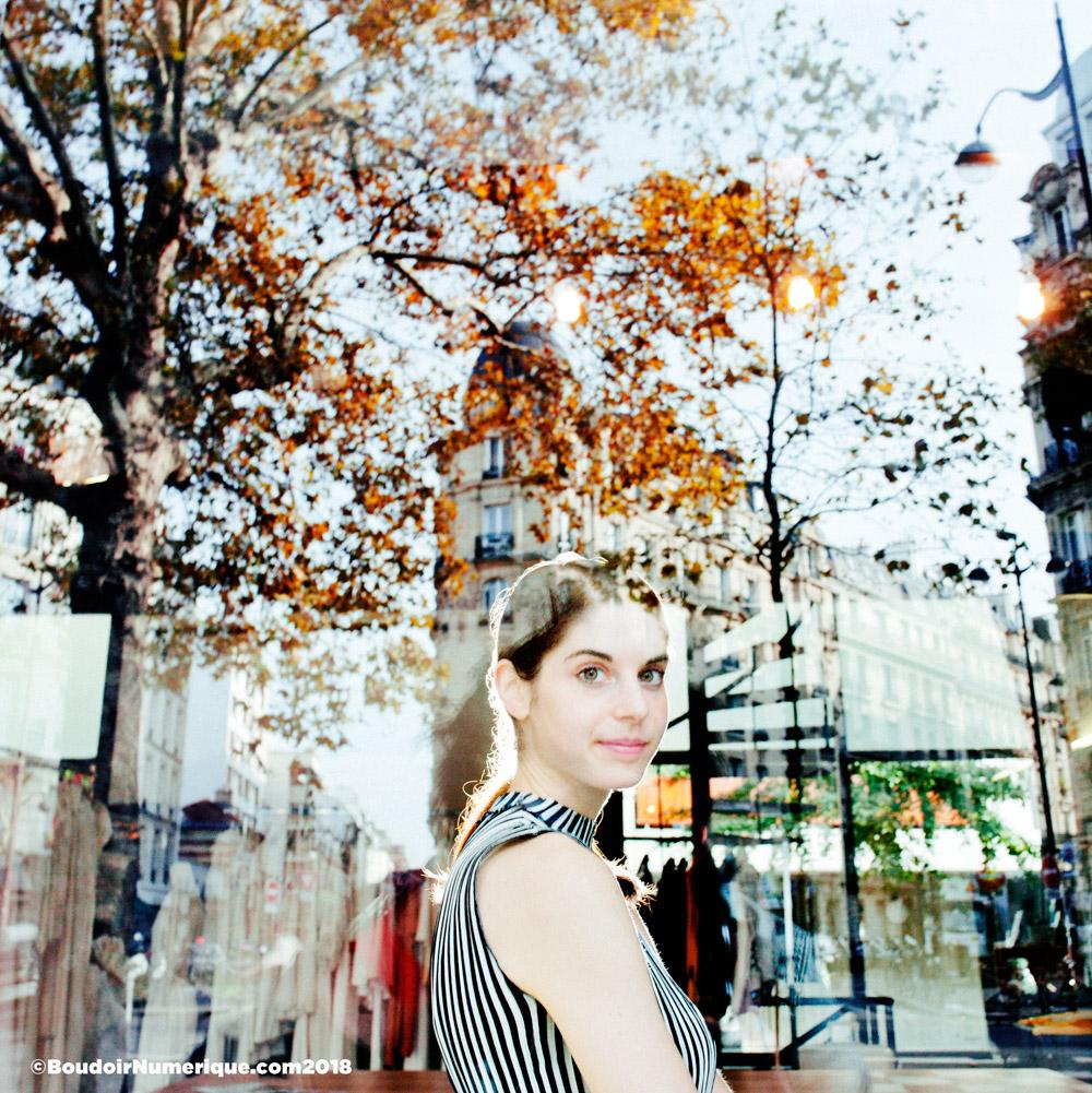 Alice Gras, co-fondatrice de la Fashion Tech Week Paris, à Paris, le 12 octobre 2018 ©Lionel Samain for Le Boudoir Numérique