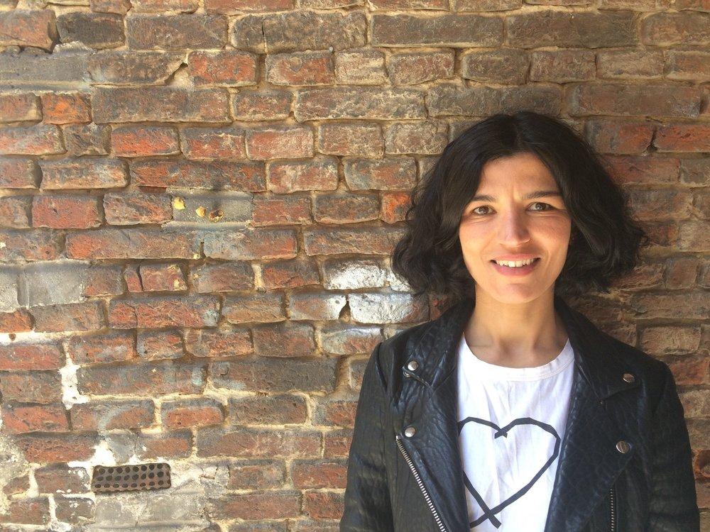 Madjouline Sba, sociologue spécialisée dans l'environnement