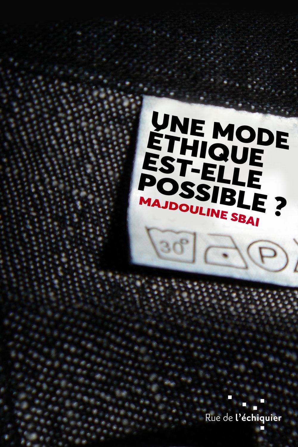 Madjouline Sbai's book cover