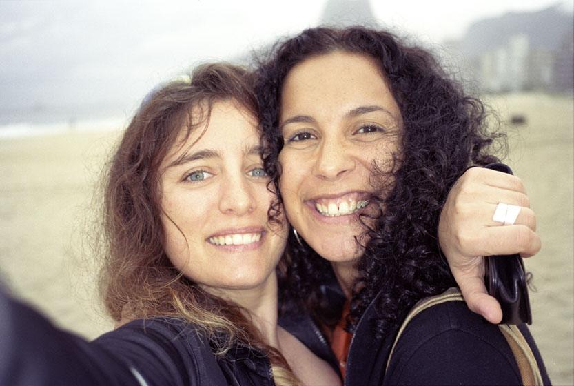 me & Gabi Turbiani