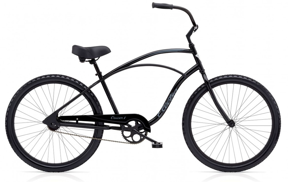 Bikes With Flat Foot Technology Modern cruiser with over