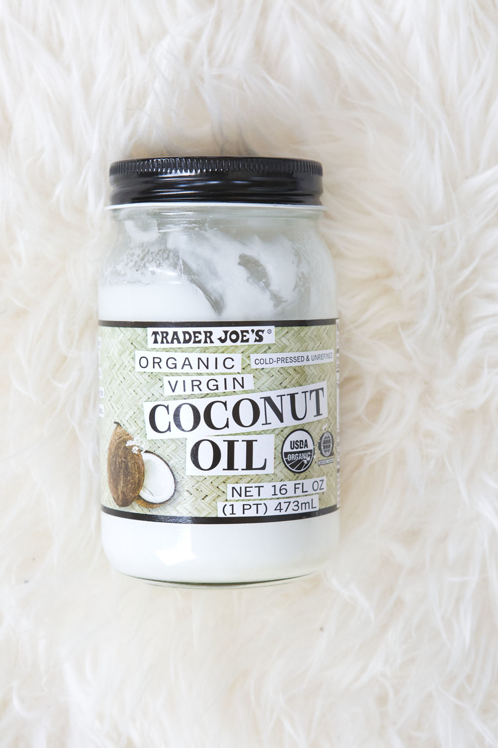 Coconut oil is a no brainer for your beauty routine. First, it's available at any grocery store and it's inexpensive. Beyond that, it is THE BEST moisturizer on the planet. Hands down. I use it on my face and whole body and it works miracles. It has almost completely eliminated by exima (even in the winter) since I started using it. I swear by this stuff and truly think every person should use it for their skin. Find it  HERE