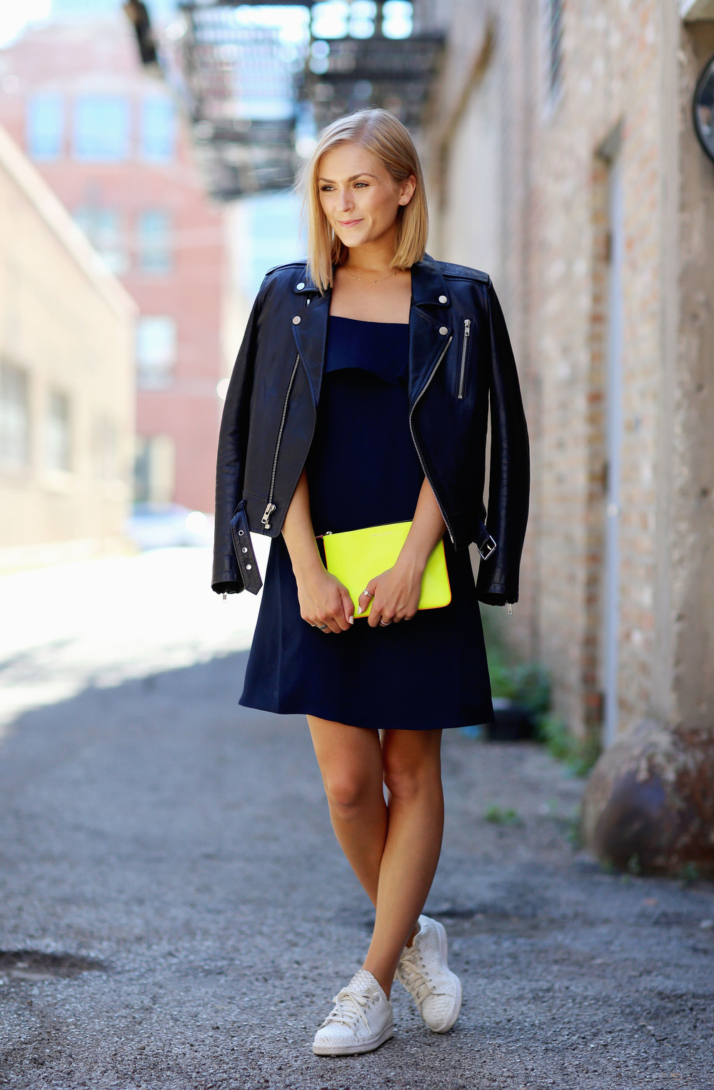 slip dress with leather moto jacket.jpg