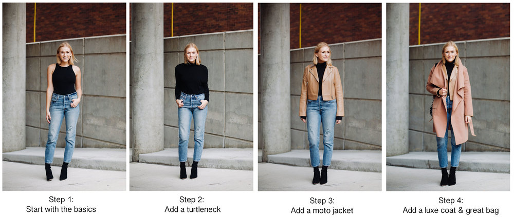 how to layer