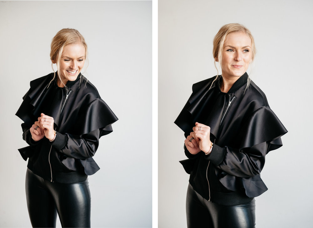 black-satin-jacket