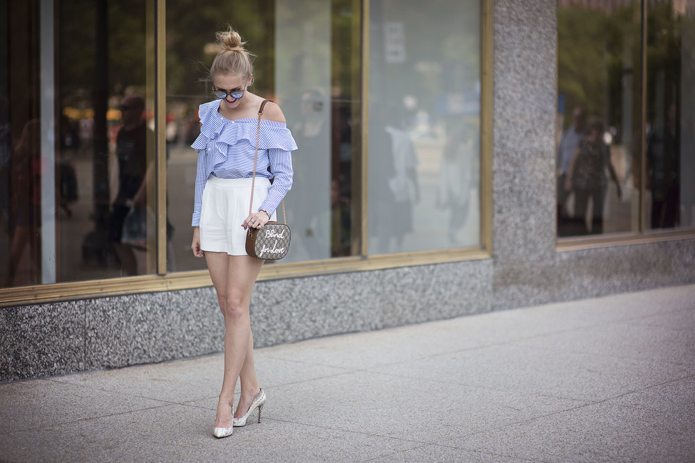 blue-ruffle-top