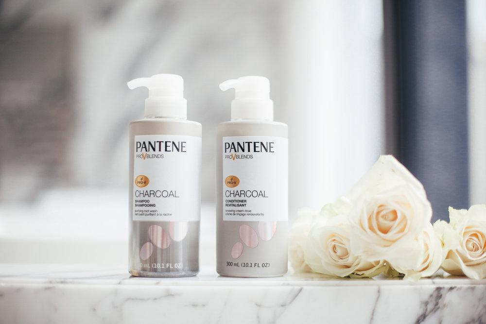 pantene shampoo conditioner