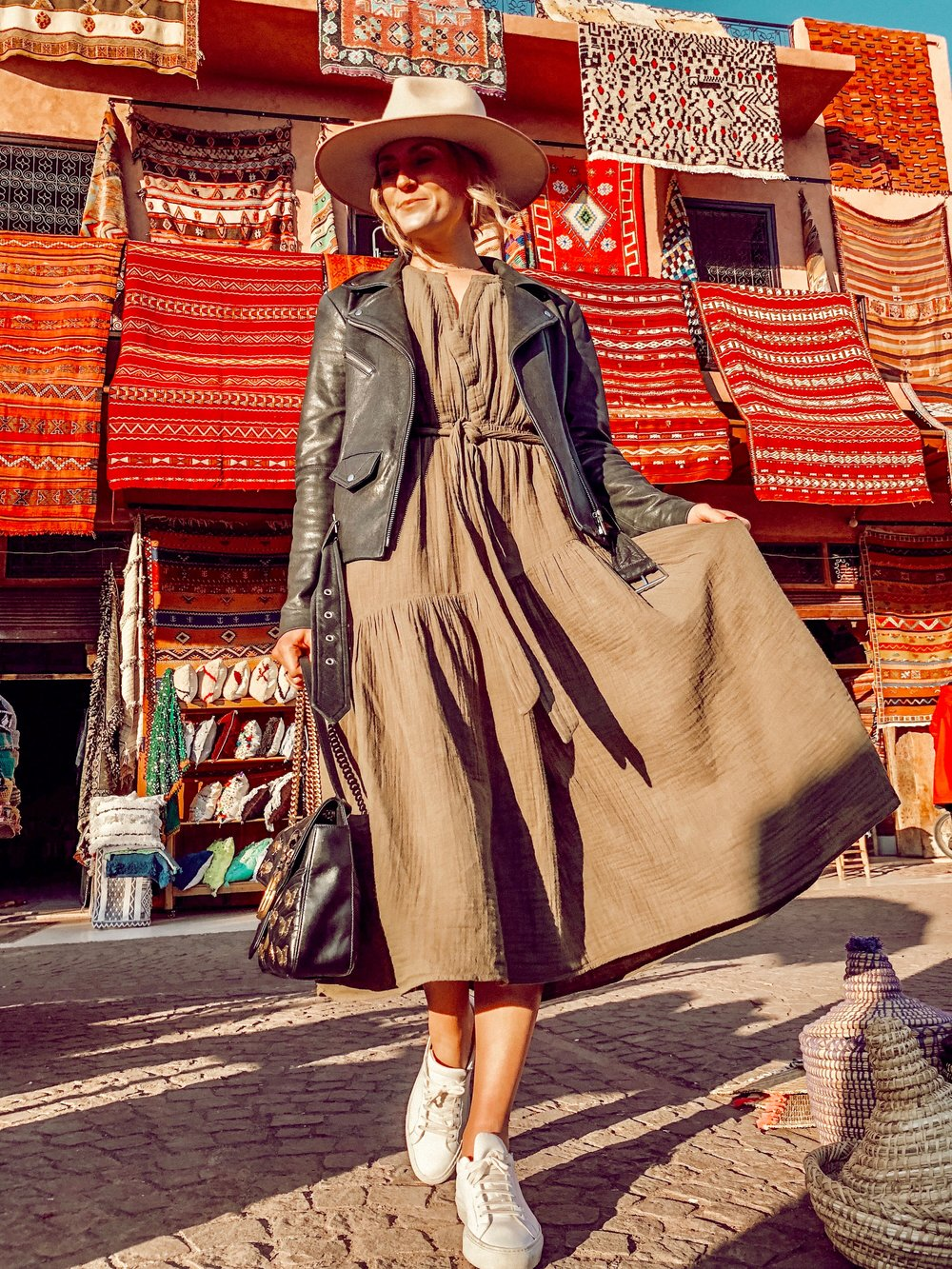 Marrakech Travel Style