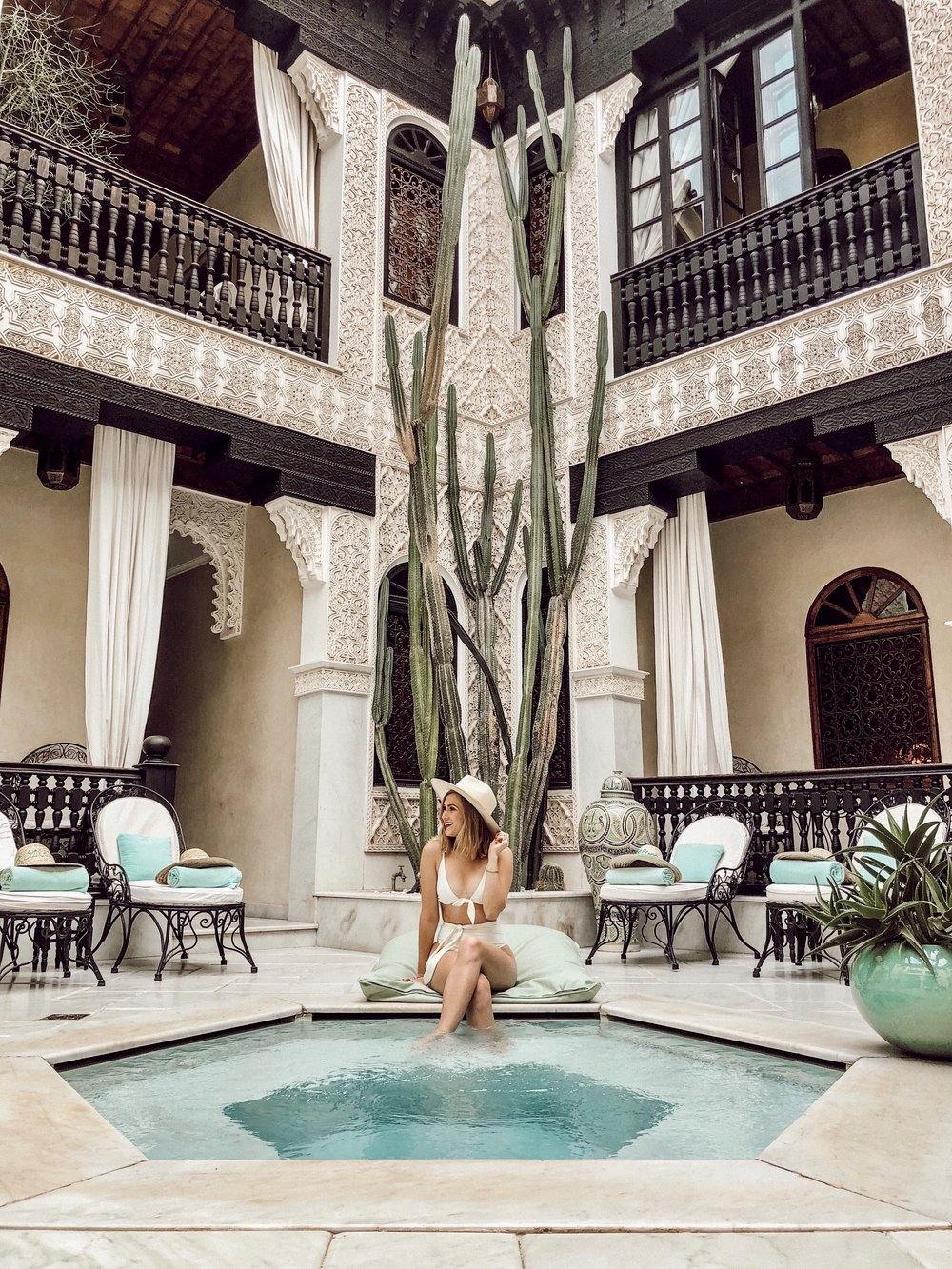Travel Style Marrakech and Madrid