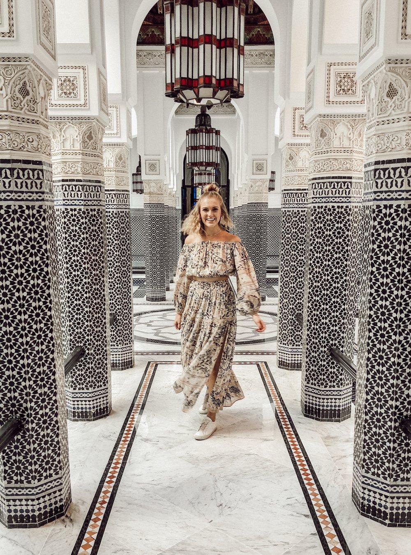 Madrid & Marrakech Travel Wardrobe