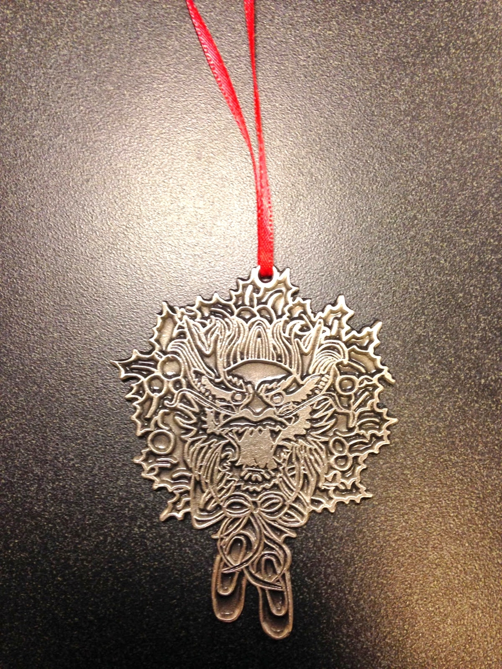 Medallions for the opening night of the Nutcracker!