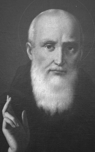 ST. BENEDICT OF NORCIA