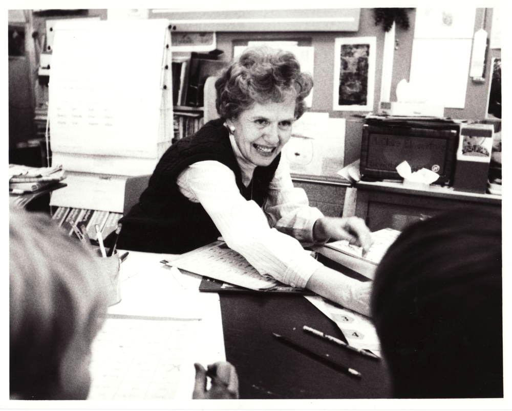 Master Teacher of the Year, Kansas - 1988