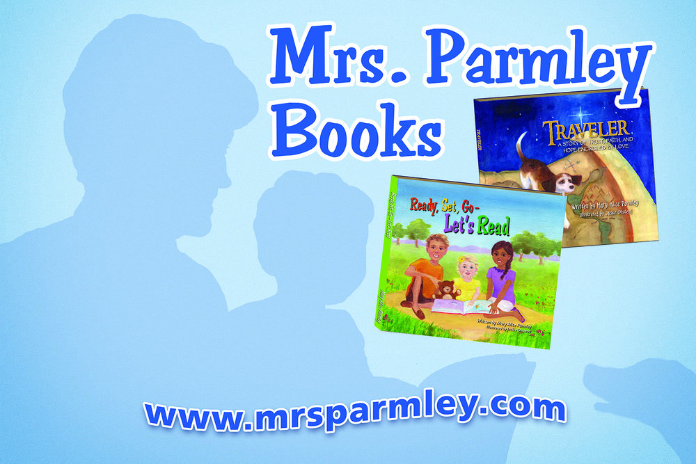 Mrs. Parmley Books