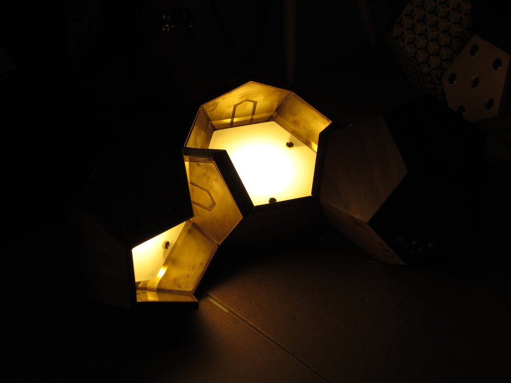 Lampada modulare