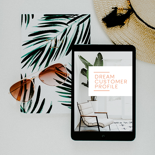 DREAM CUSTOMER $39 - a step-by-step guide to creating a profile