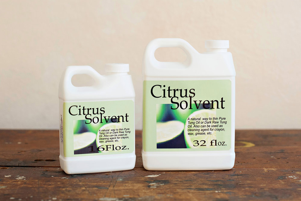 Citrus Solvent - Made from Real Oranges!