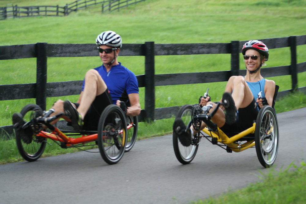 Three Wheels Can Be Better Than Two   Recumbent Trikes Now At Bike Tech    Find Out More