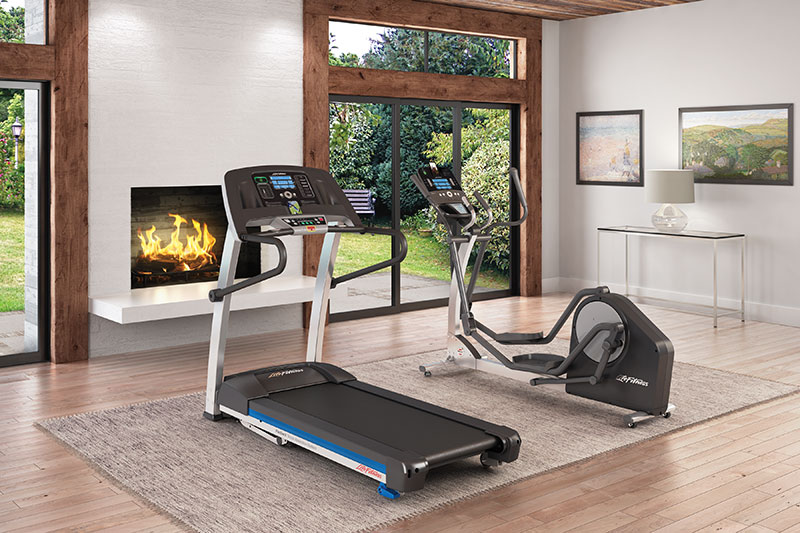 Skip the gym and roll out of bed a little later tomorrow.   HOME FITNESS    Upgrade Your Cardio Today!