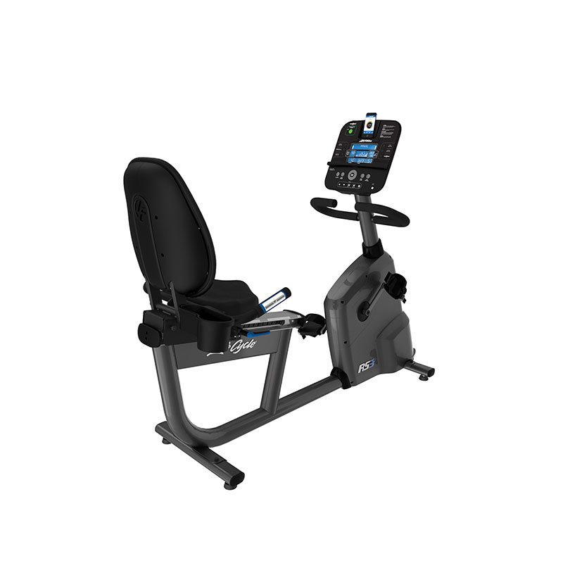 RS3 Recumbent w/ TRACK+ Console