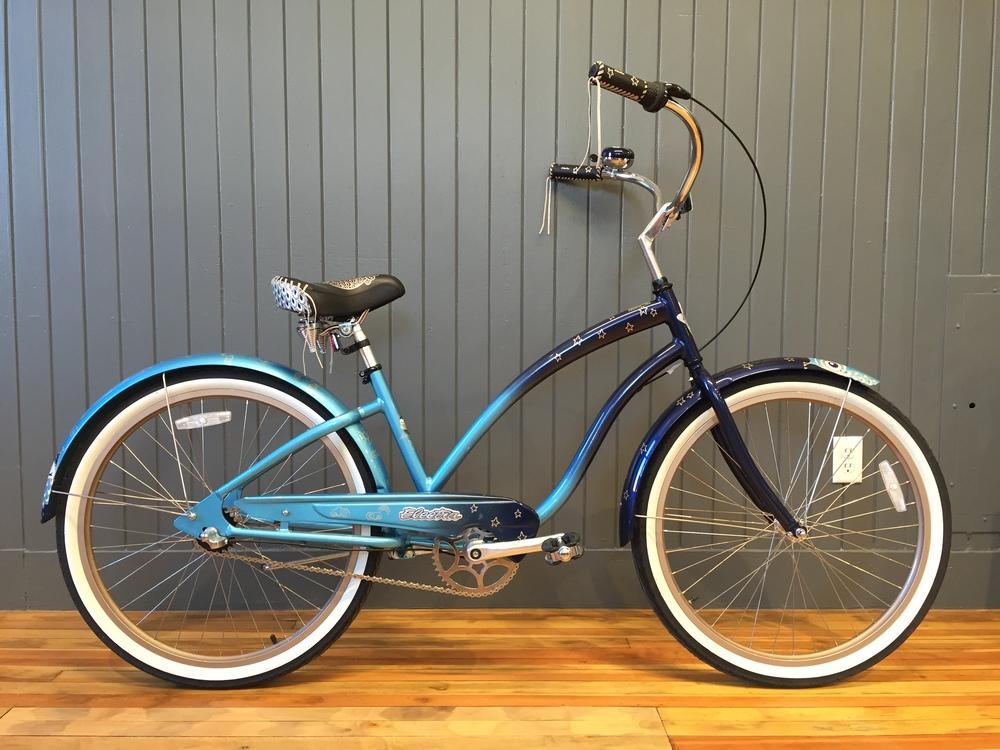 Electra Night Owl 3i | Blue Fade | One Size | Original $770 |Now $549