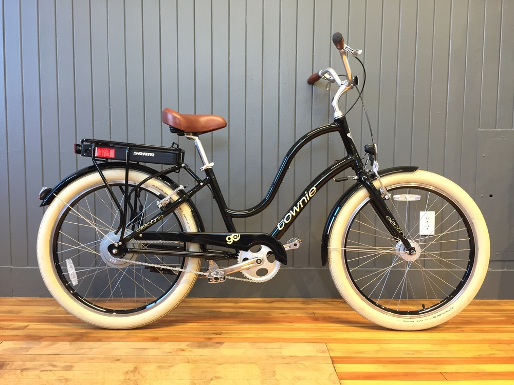Electra Townie Go! | Electric Assist | Blk | One Size | Original $2,580 | Now $1799