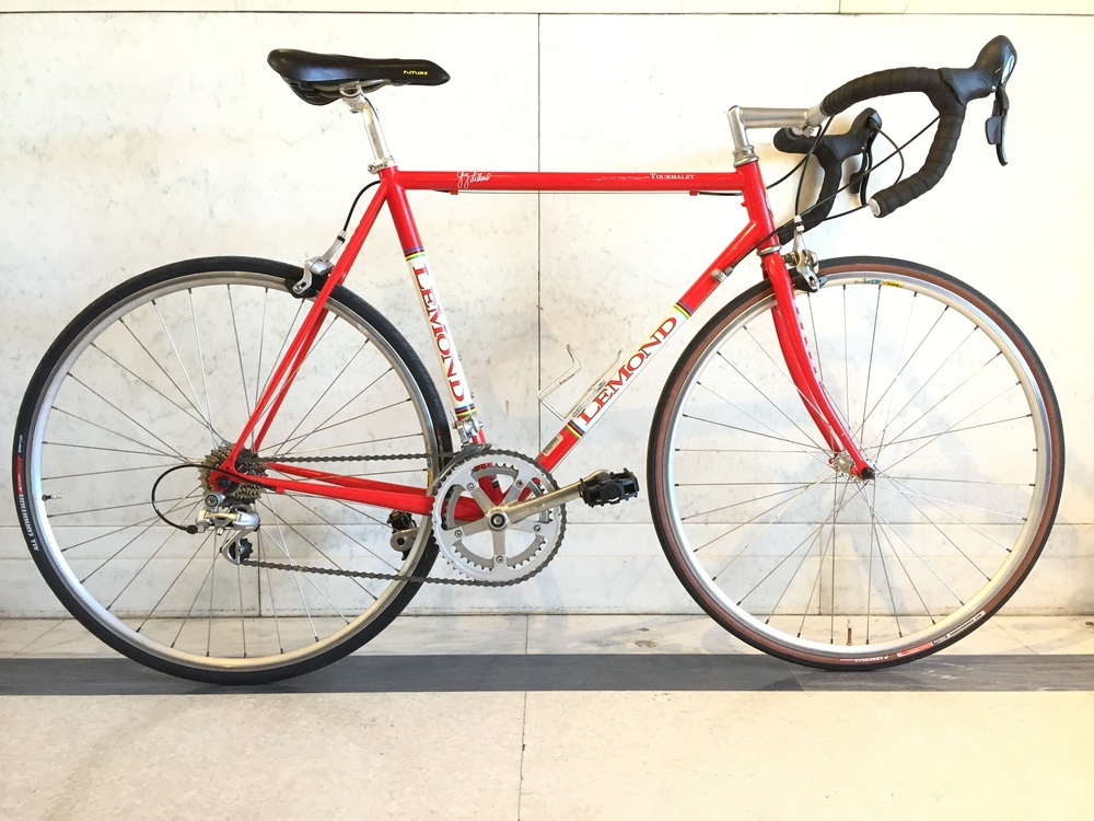 Lemond Tourmalet | Red | 56cm | $550
