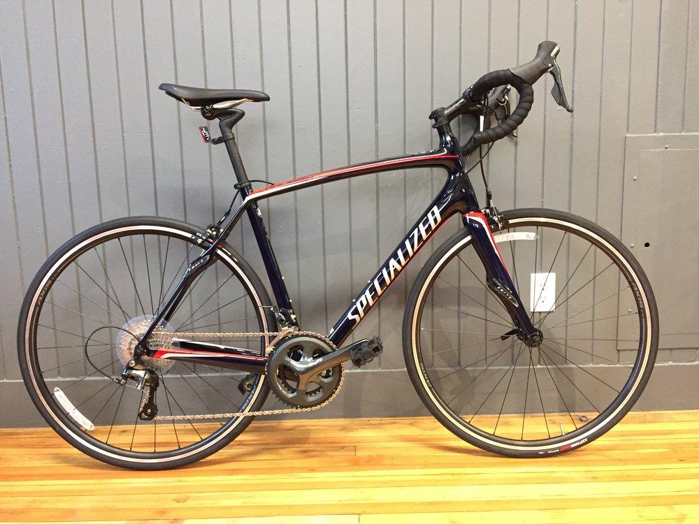 2016 Specialized Roubaix | Blu Tint | 56,58cm | Original $1,800 |Now $1600