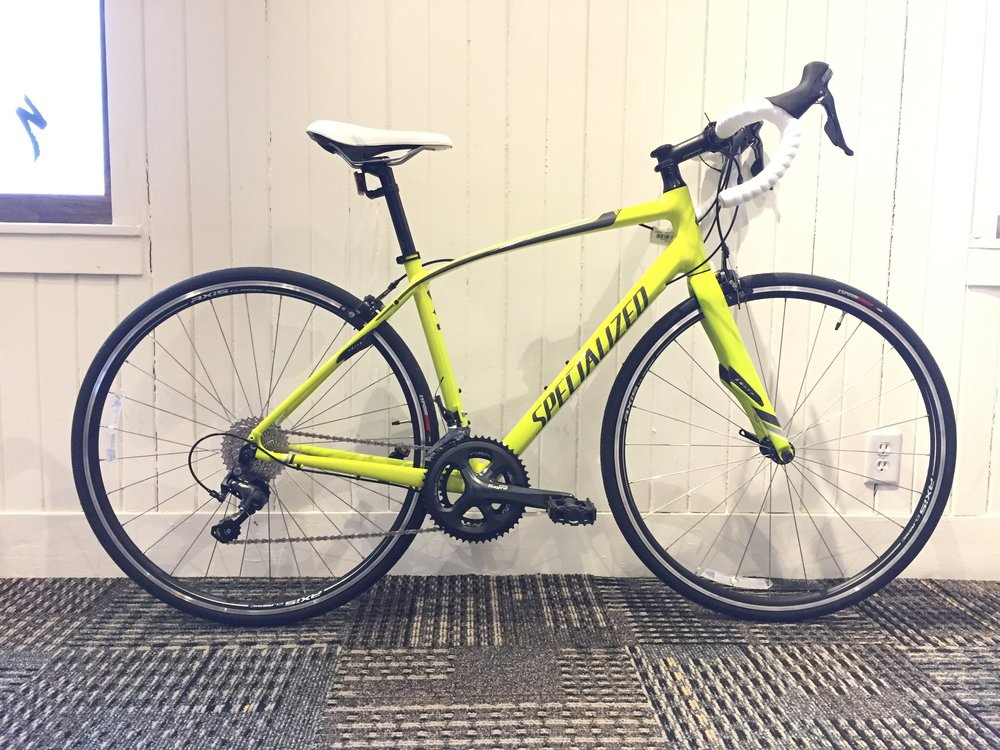 2016 Specialized Dolce Elite| Yellow | 54 cm | Original $1250 | Now $1060