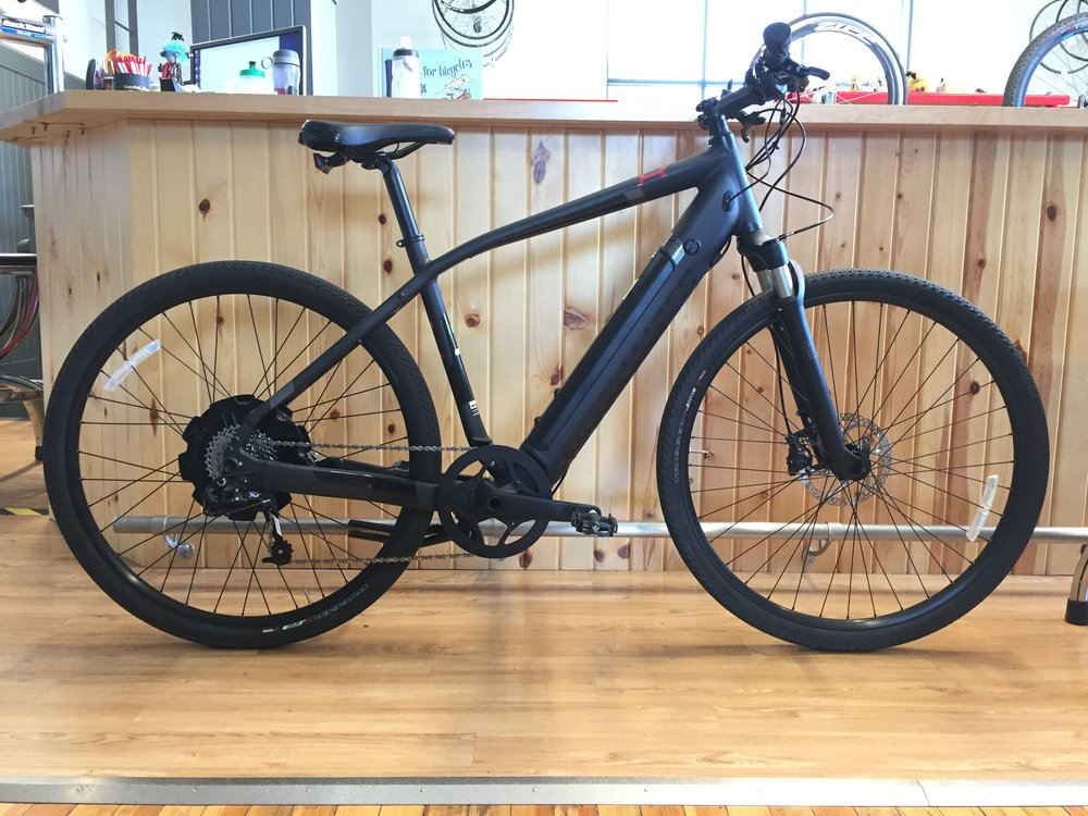 2015 Specialized Turbo X | Electric Assist | Blk | LG | Original $4000 | Now $3000-Demo