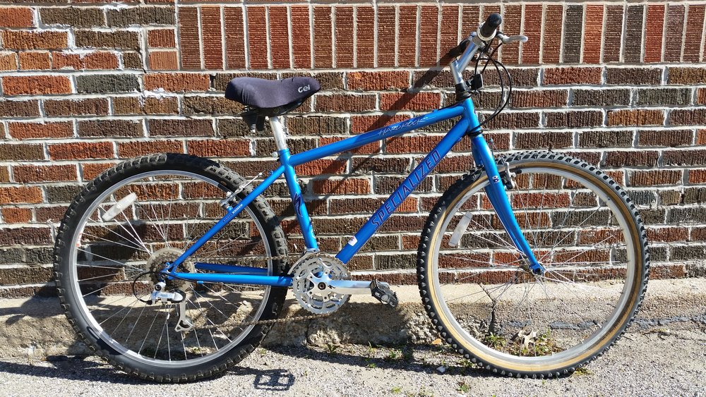 Specialized Hardrock | Blue | 15.5"