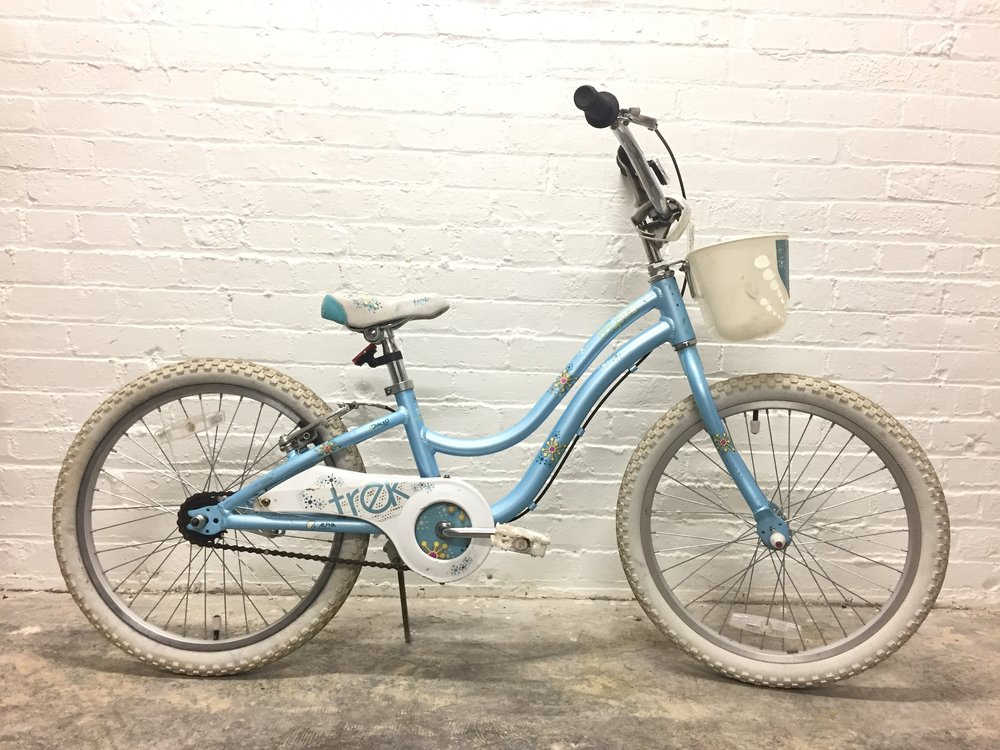 Trek Mystic | Blue | 20"