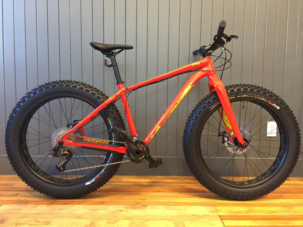 2017 Specialized Fatboy SE | Red | MD, LG | Original $1,400 | Now $1120